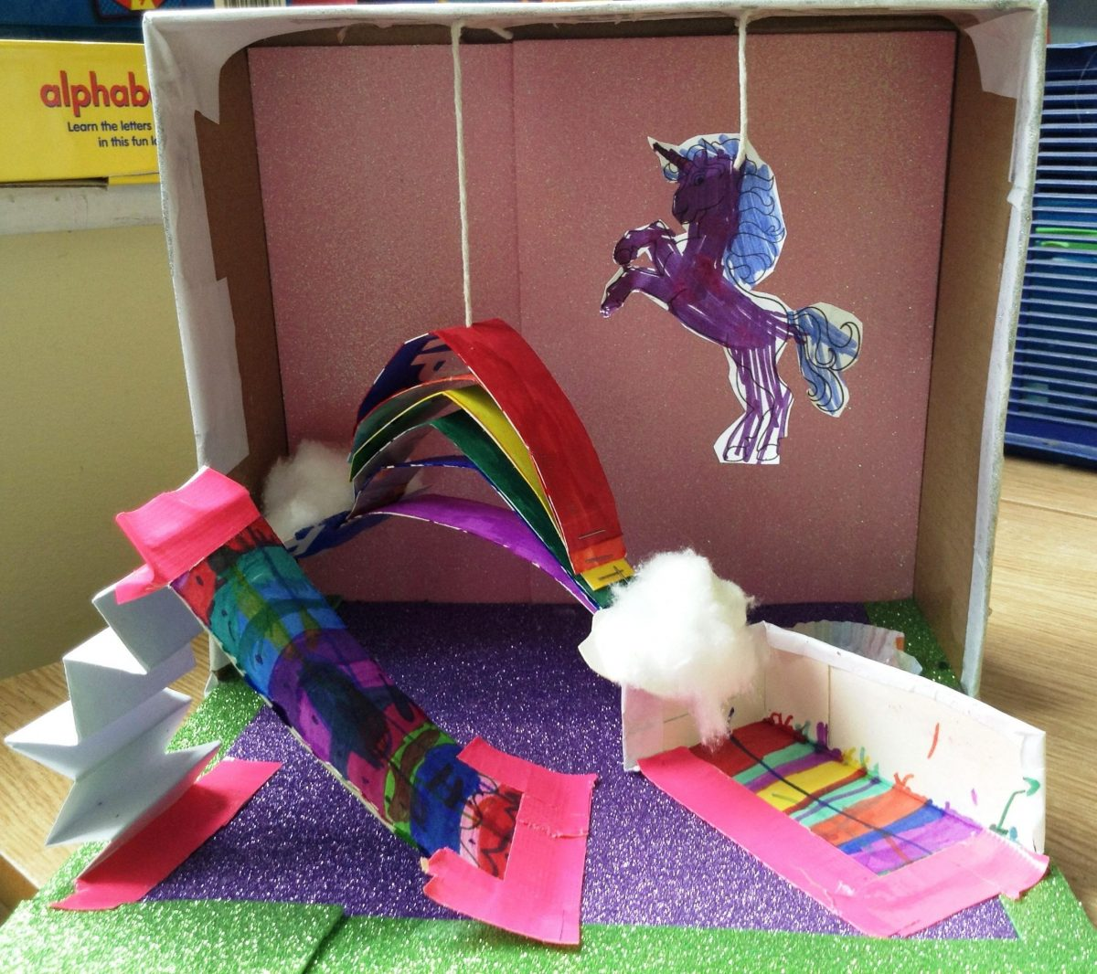 Early Years Foundation Stage Habitat Models