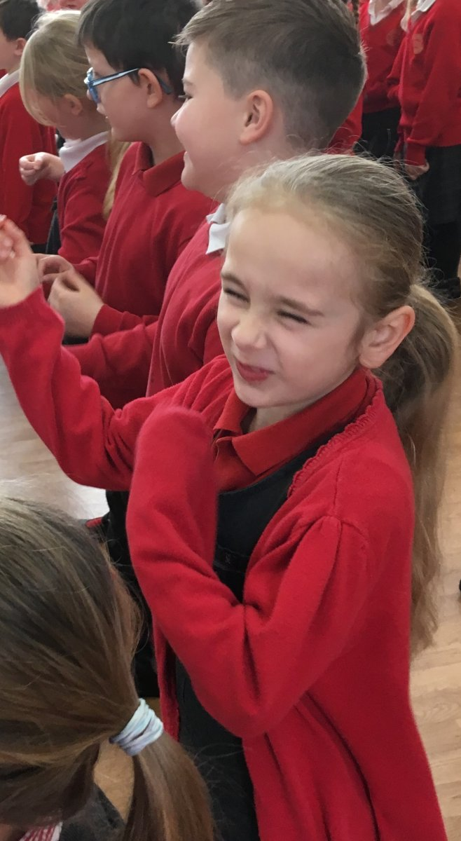 Year 2 – Little Big Sing at Kingsham Primary School