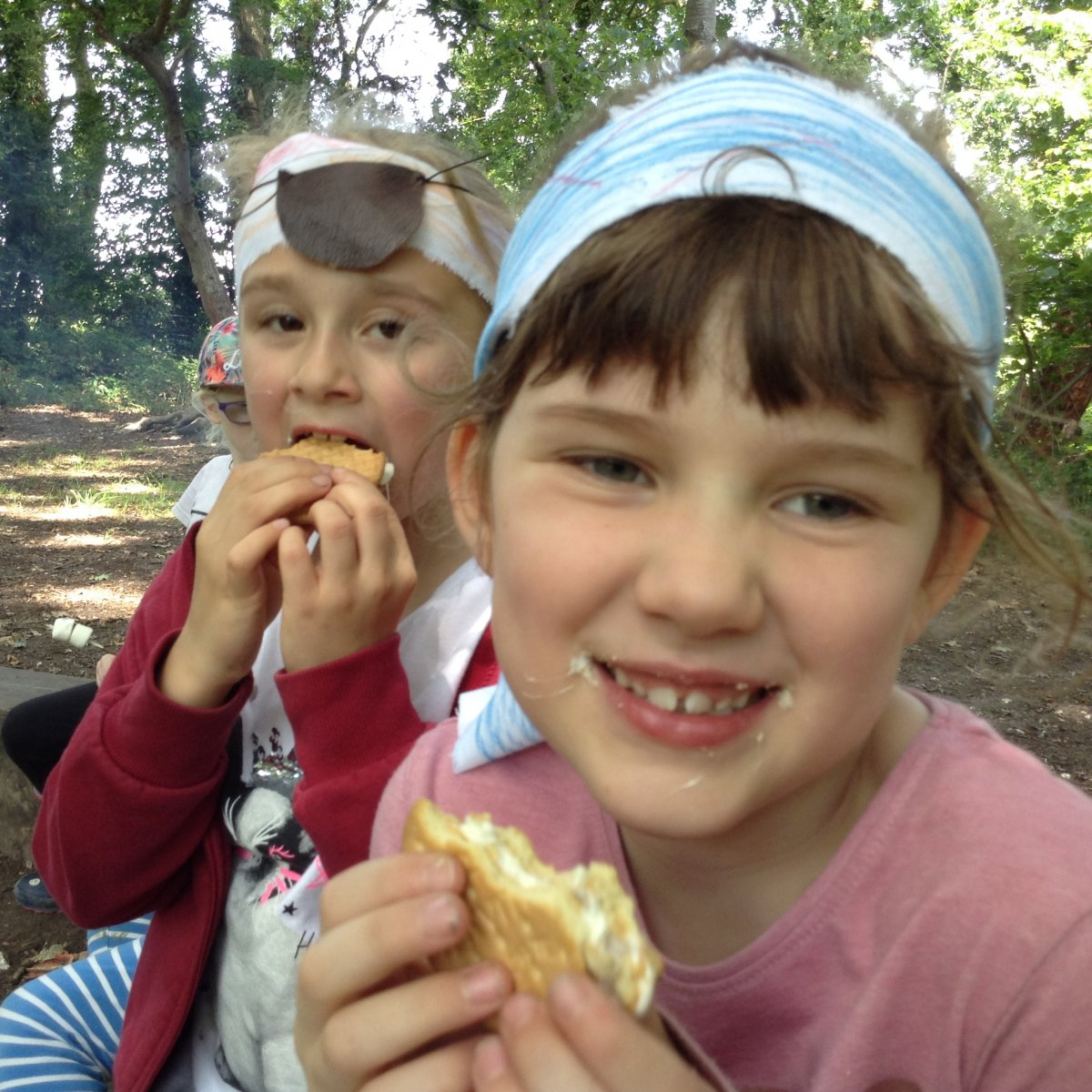 Year 2 – -Forest School Activities in Slindon Woods